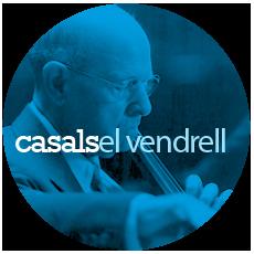 Logo Pau Casals Vendrell