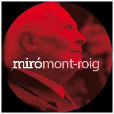 Logo Miró Mont-roig