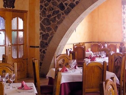 Restaurant de l'Hotel Miralles