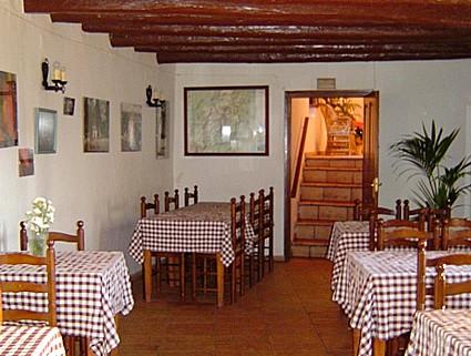Restaurant de l'Ermita Mare de Déu de la Roca