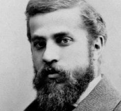 Fotografia d'Antoni Gaudí