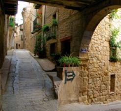 Racons d'Horta de Sant Joan on Pablo Picasso va fer dues estades