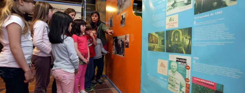 Visita Guiada Centre Picasso