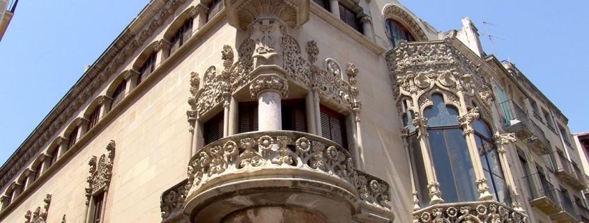 VIsita Guiada Casa Navàs Ruta Modernisme Reus Gaudí
