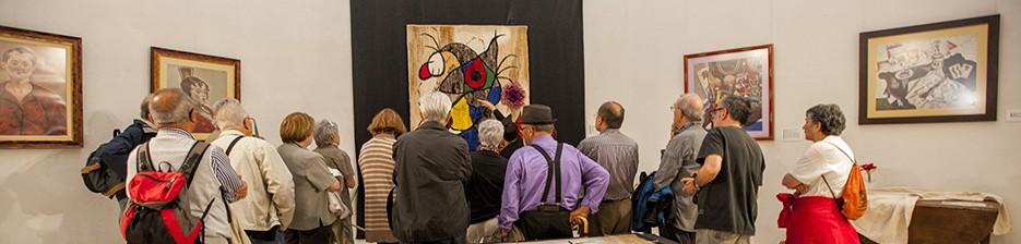 Visita Guiada Centre Miró