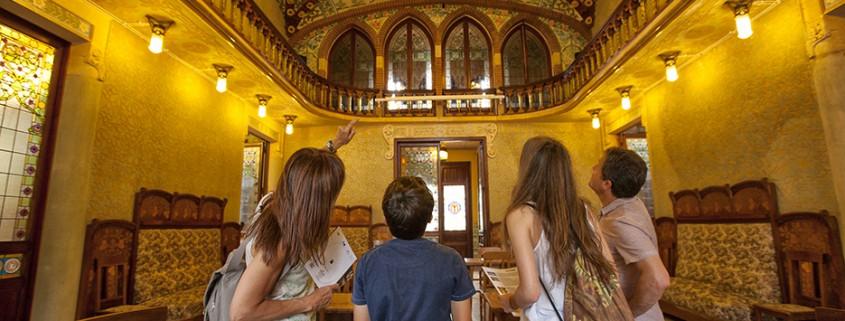 Visita Teatralitzada a l'Institut Pere Mata