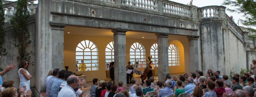 Musica als Jardins Museu Pau Casals el Vendrell
