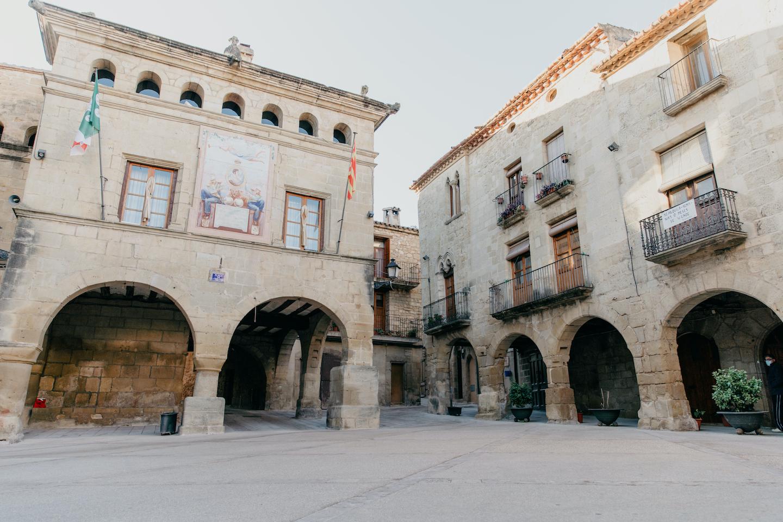 Horta - Plaça