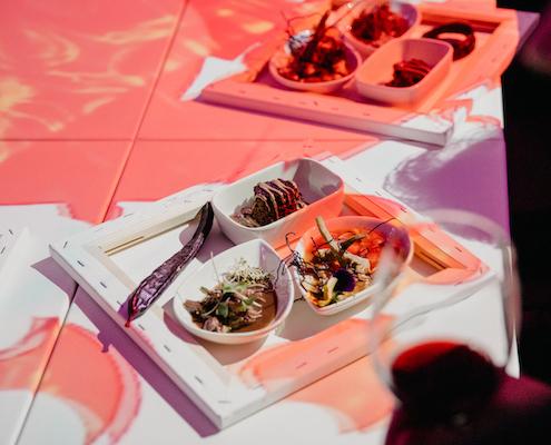 Menú genial Miró al restaurant de l'Ermita